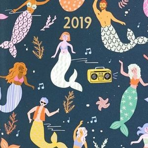 Other - 2019 Mermaid Flexible Planner